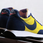 Nike Air Tailwind 79 Speed Yellow Midnight Navy