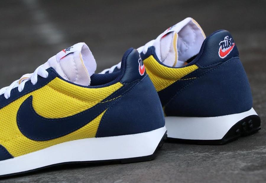 Nike Air Tailwind 79 bleu marine et jaune (2)
