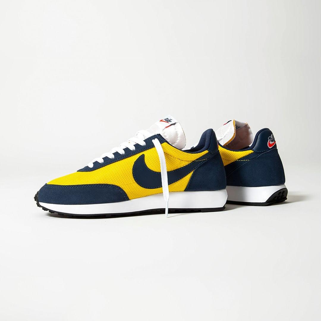Que vaut la Nike Air Tailwind 79 Speed Yellow 487754 702 ?