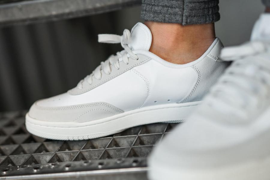 Nike Court Vintage Premium Platinum Tint Sail White (5)