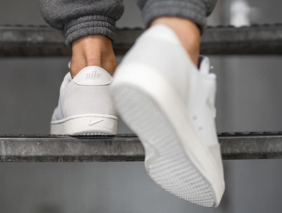 Nike Court Vintage Premium Platinum Tint Sail White (6)