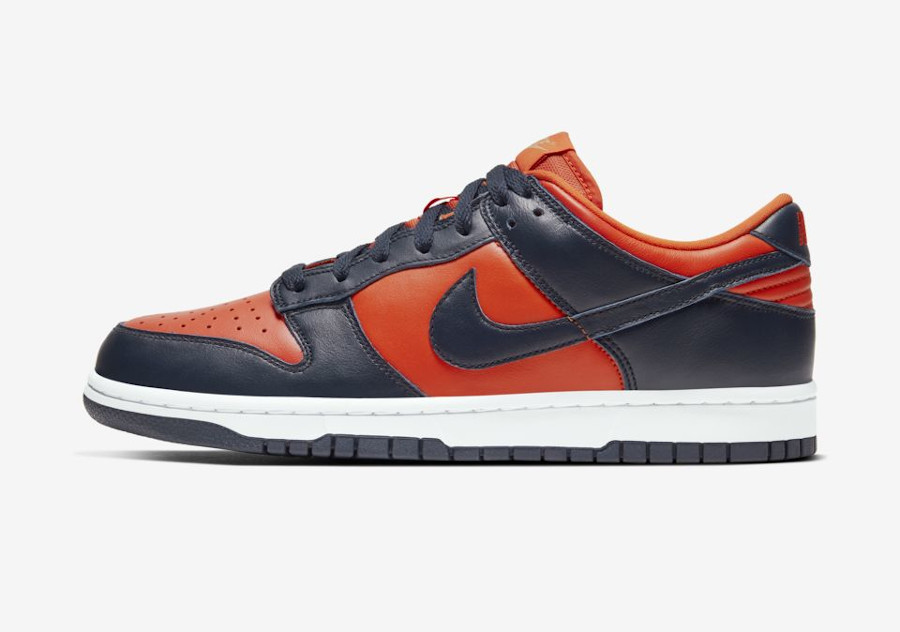 Nike Dunk Low Champ Colors sortie france