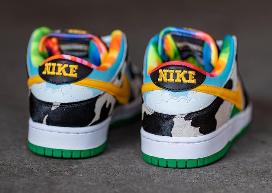 Nike Dunk Low Pro SB QS Chunky Monkey Ice Cream (3)