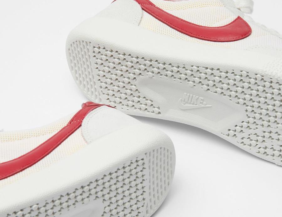 Nike Killshot vintage blanche et rouge (4)