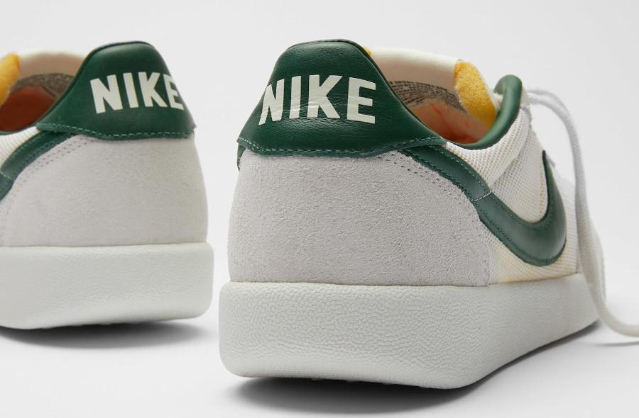 Nike Killshot vintage blanche et verte (2)