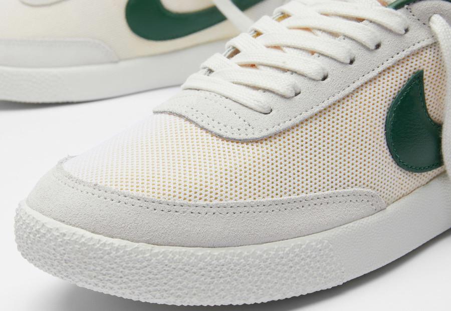 Nike Killshot vintage blanche et verte (3)
