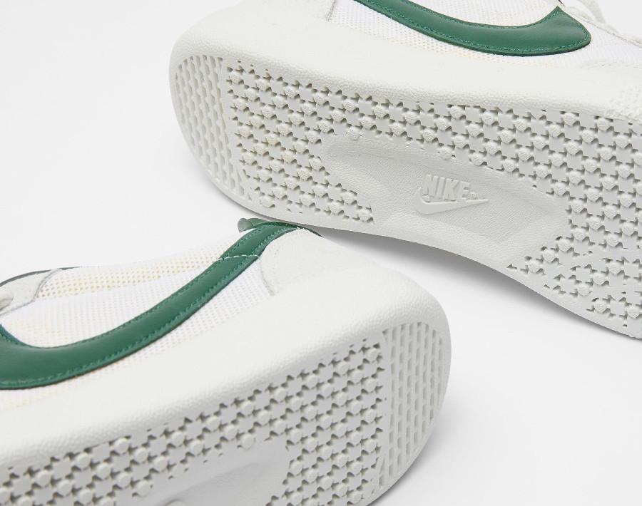 Nike Killshot vintage blanche et verte (4)