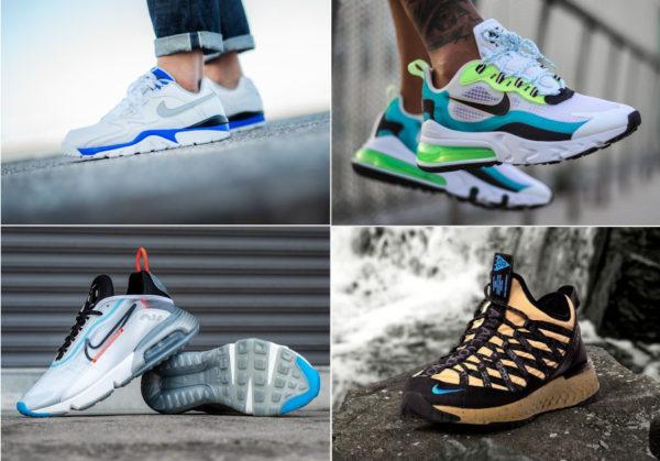 Nike Outlet soldes été 2020 (12 sneakers pas cher)