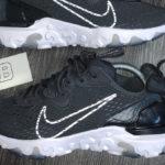 Nike React Vision DMSX Black White