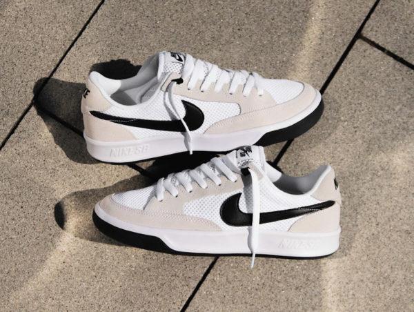 Nike SB Adversary White Black CJ0887-100