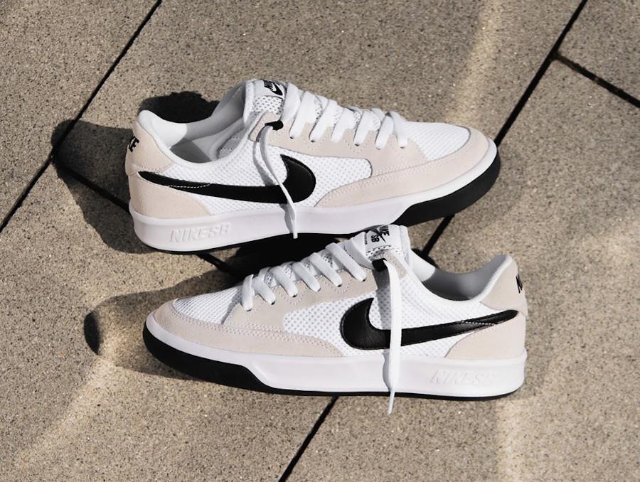 Que vaut la Nike SB Adversary White Black CJ0887-100 ?