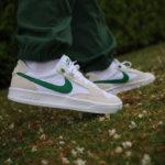 Nike SB Adversary White Pine Green