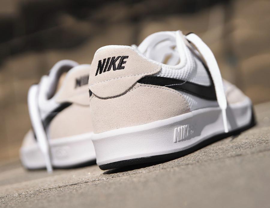 Nike SB Adversary blanche et noire (2)