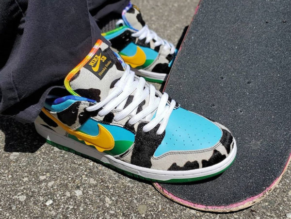 Nike SB Dunk Low Ben Jerry's Chunky Dunky CU3244-100