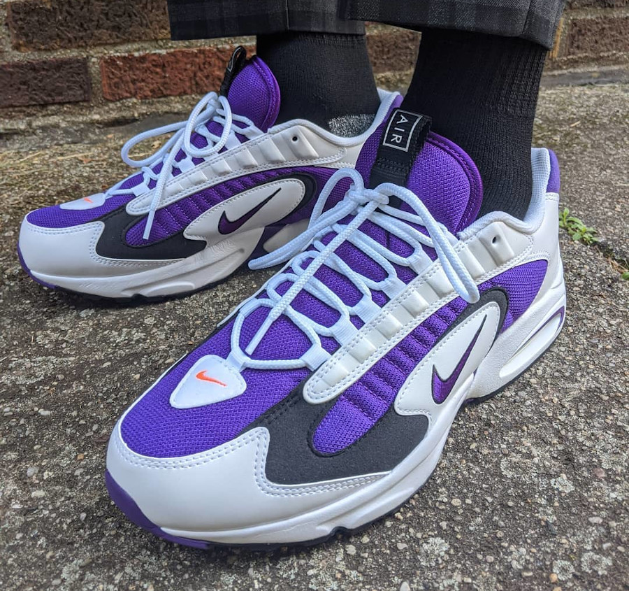 Nike Wmns Air Max Triax 96 Nebula Purple pas cher
