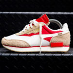 Puma Future Rider Game On Pebble High Risk Red