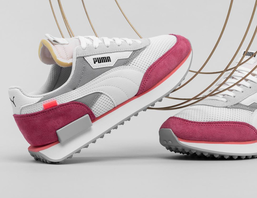 Puma Future Rider Wn's Stream 'White Bubblegum' (1)