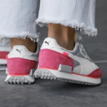 Puma Future Rider Wn's Stream On 'White Bubblegum'