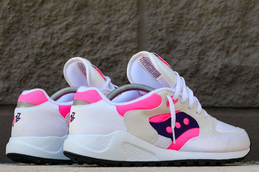 Saucony Jazz 4000 OG White Pink Purple 2020 S70487-1