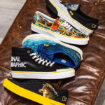 La collection National Geographic Magazine x Vans