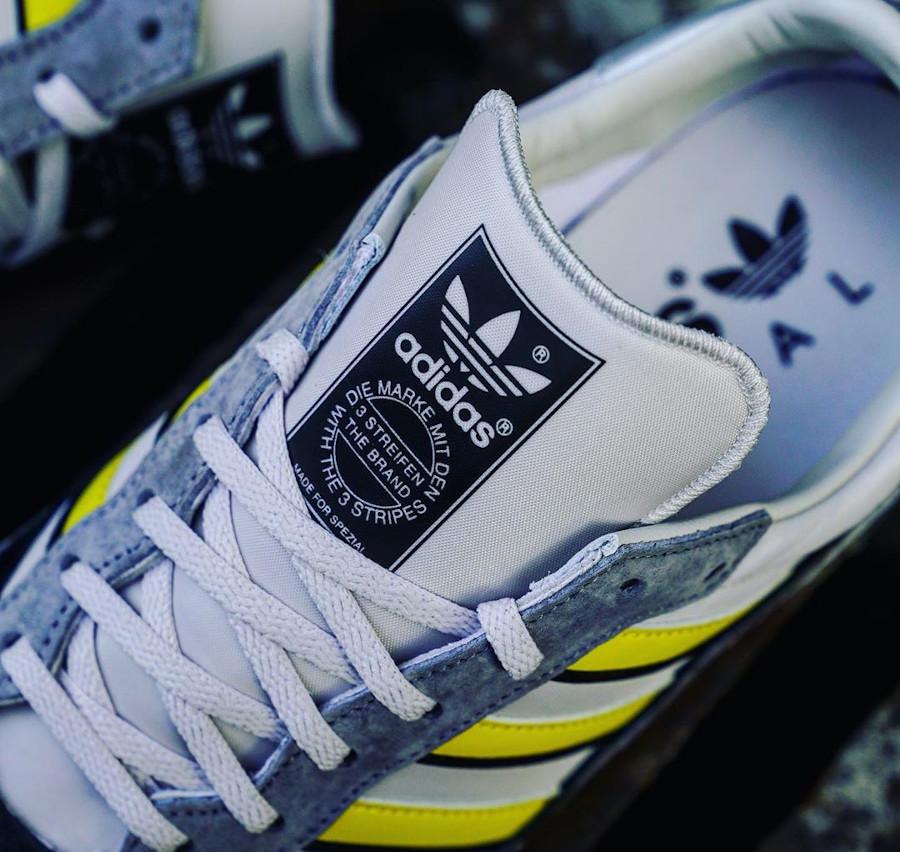 Adidas Ashurst Spezial grise jaune et nooire (4)