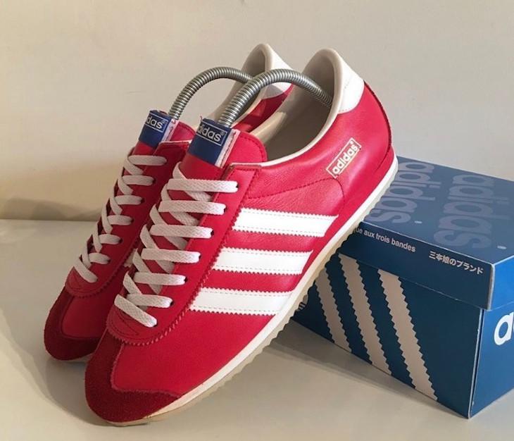 Adidas Berlin made in Japan