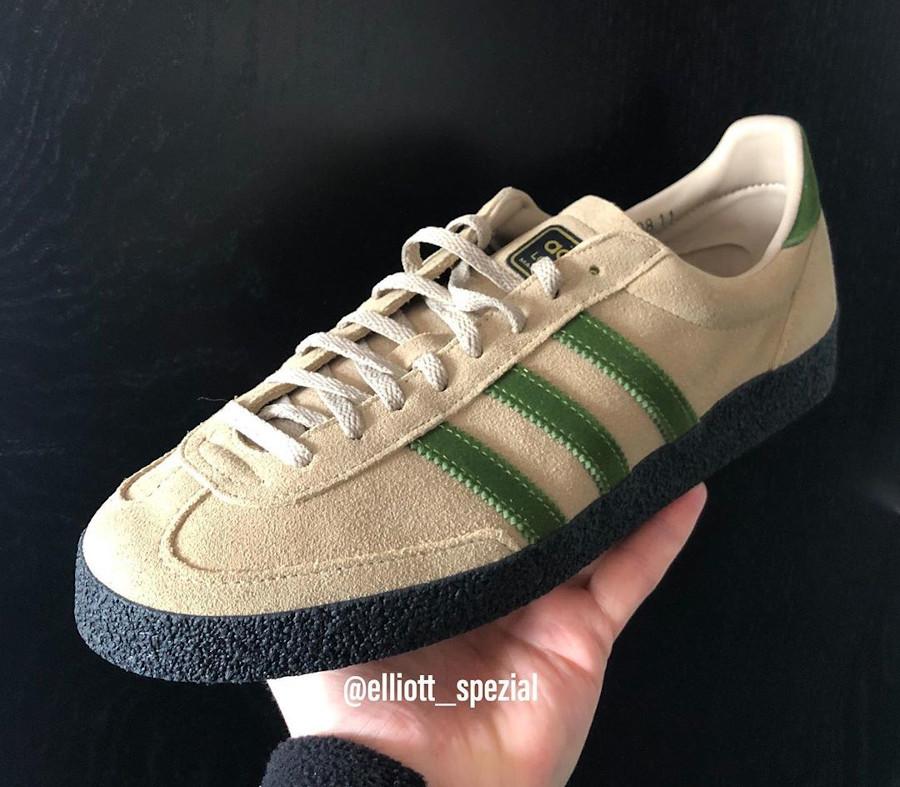 Adidas Lotherton Ardwick SPZL Tech Gold EH3057