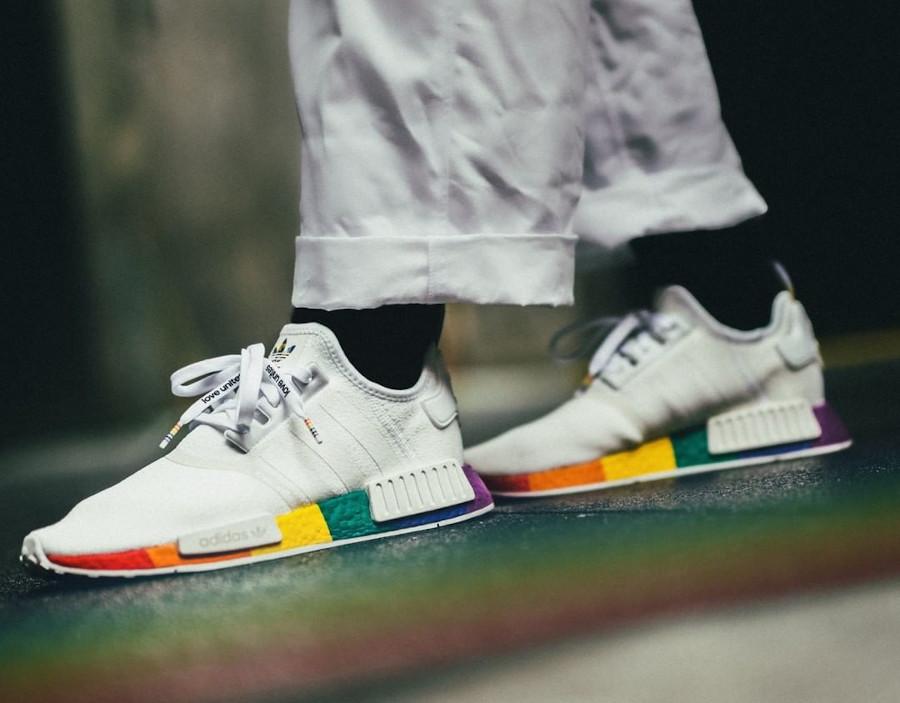 Adidas NMD R1 LGBT Gay Pride 2020 (4)