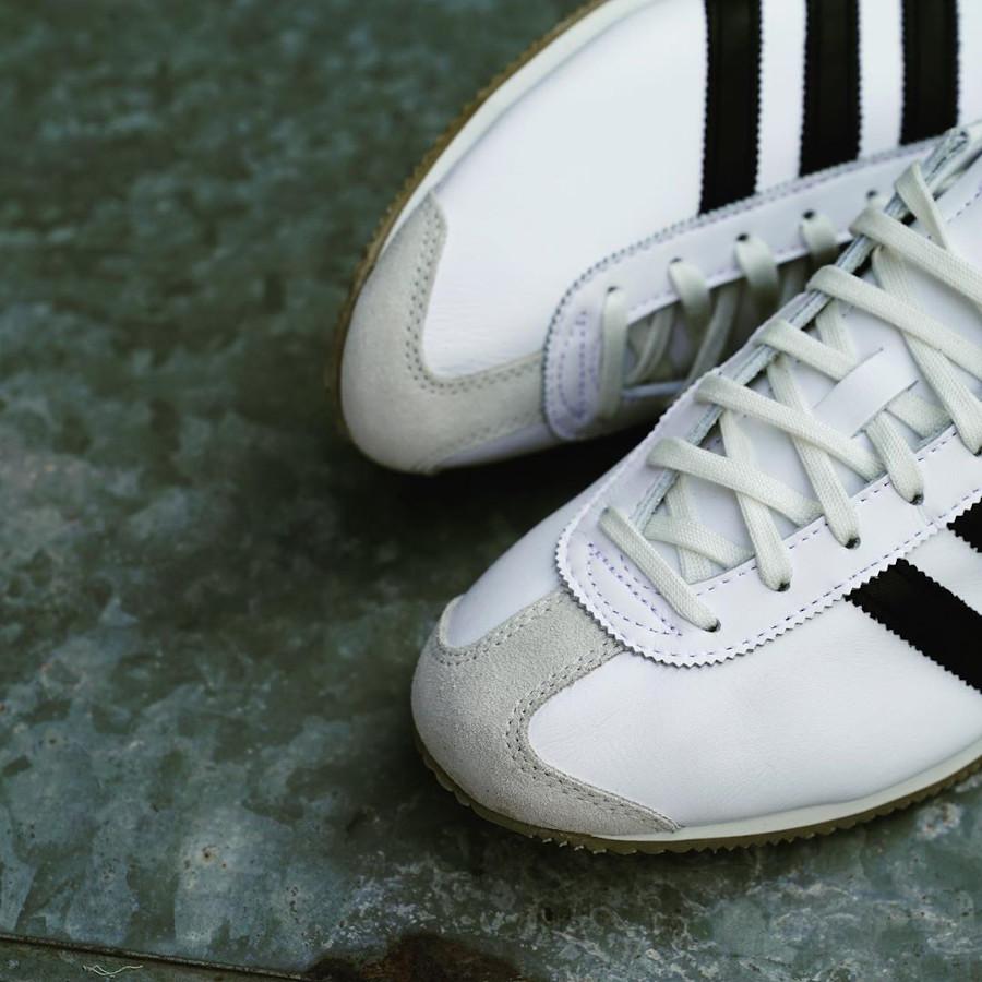 Adidas SL 76 Spezial blanche et noire (2)