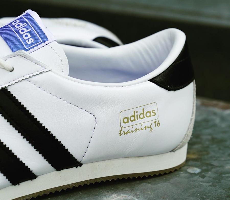 Adidas SL 76 Spezial blanche et noire (5)