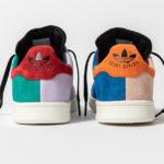 Adidas Stan Smith Recon Suede 'Multicolor'