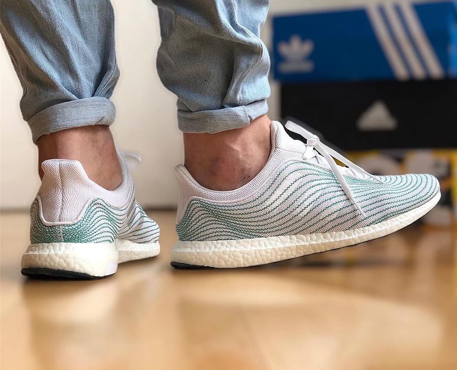 Adidas Ultra Boost 2020 en déchets recyclés des océans (5)