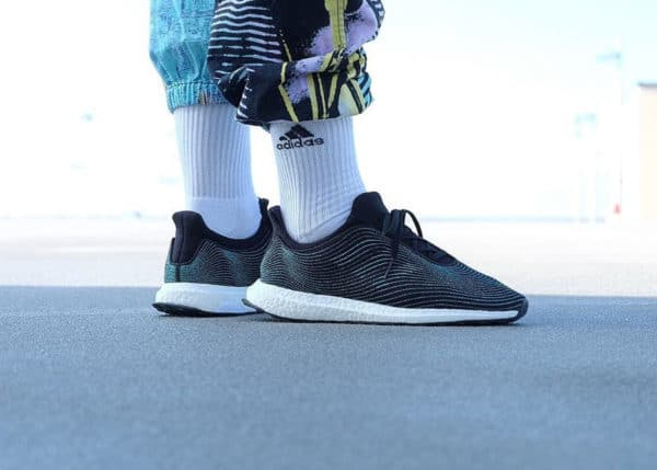 Adidas Ultra Boost DNA Uncaged Parley Black EH1184