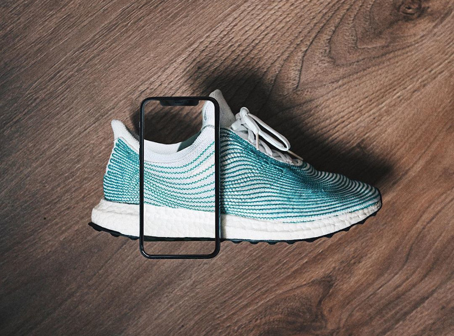 Adidas UltraBoost DNA Uncaged Parley White EH1173