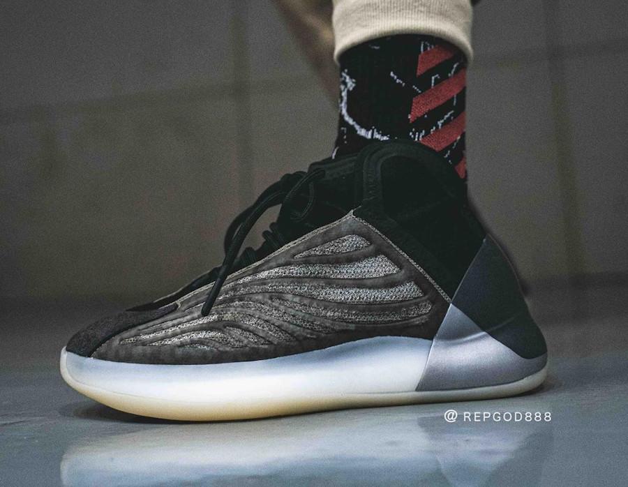 Adidas Yeezy Quantum gris foncé (4)