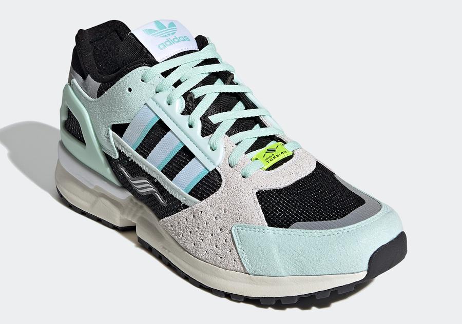 Adidas ZX 10 000 C Mint Green date de sortie france