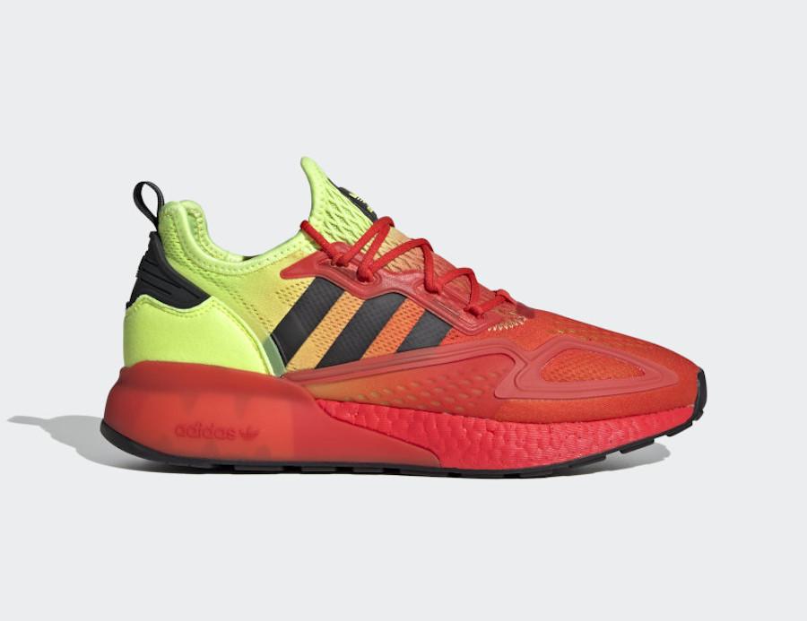 Adidas ZX 2K Boost août 2020