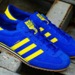 Adidas Zurro SPZL Bold Blue Bright Yellow