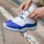 Women's Air Jordan 11 Retro Low 'Concord Sketch'