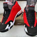 Air Jordan 14 Retro 'Gym Red' Chicago Bulls