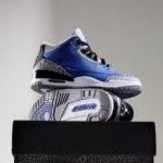 Air Jordan 3 Retro Blue Cement