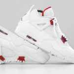 Air Jordan IV Retro Red Metallic
