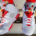 Air Jordan VI Retro 'Hare' Neutral Grey