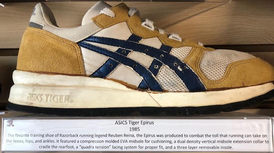 Asics Tiger Epirus 1985 @rush_running_museum