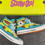 Scoobydoo x Converse All Star Chuck Taylor 70 'The Mystery Machine'