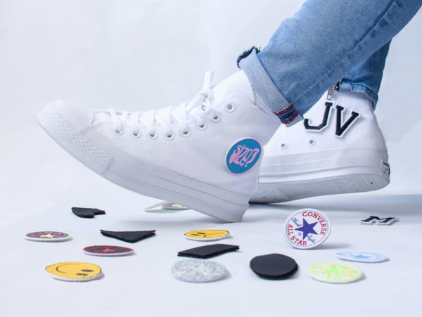Converse Chuck 70 Size Exclusive Multipatch White