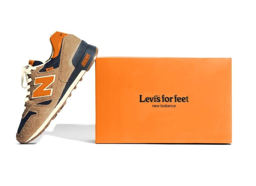 Levi's x New Balance 1200 (restock)