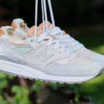 New Balance 998 'Spring Fling' White Tan (made in USA)