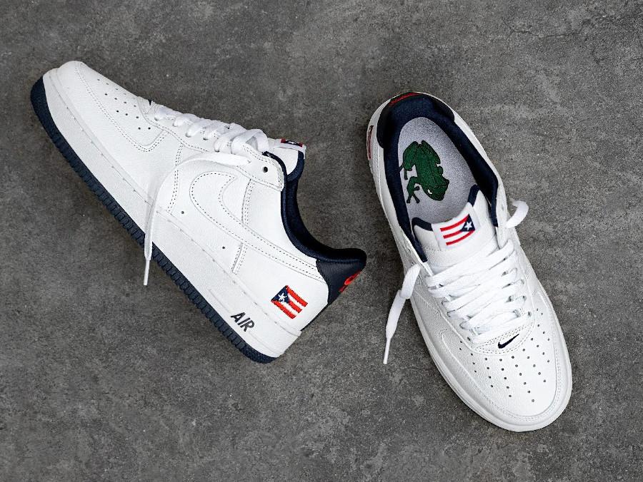 Nike Air Force 1 Low Retro QS Puerto Rico 2020 (1)