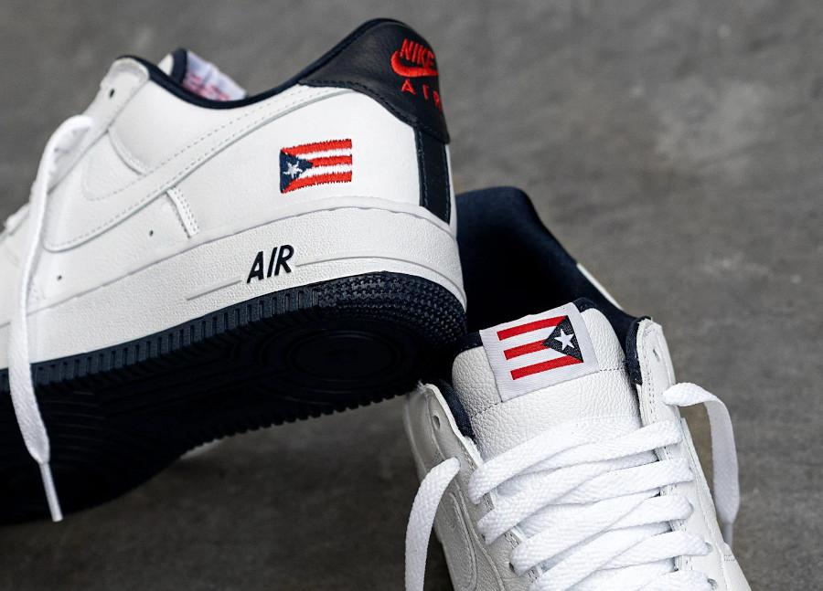 Nike Air Force 1 Low Retro QS Puerto Rico 2020 (2)